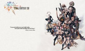 Final Fantasy XIV Wallpaper 3 by haomaru87