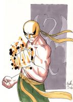 Iron Fist by ReillyBrown
