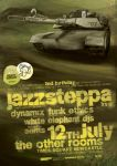 jazzsteppa poster by c0p