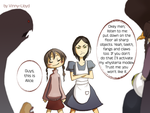 Madotsuki, Alice and monsters by Vinny-Lloyd