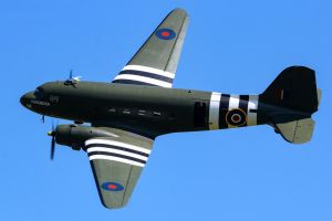 Douglas Dakota Mk.III by Daniel-Wales-Images