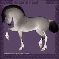 Nordanner Custom Import 1074 by Cloudrunner64