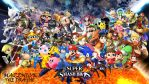 SSB4 Wallpaper by Mazznick