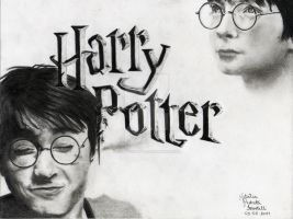 Harry Potter by NatyPedretti