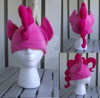 Pinkie Pie hat by MermaidSoupButtons