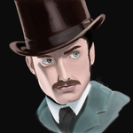 SPEED PAINT - Dear Watson :3 by Shoyzz