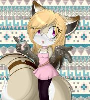 Keisy The Fox by XxMilk-lovexX