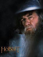 Gandalf the Grey - The Hobbit by YoungPhoenix3191