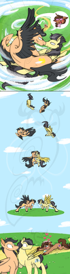 Skyfalling :commish: by Selective-Yellow