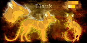 Blank Ref by Silvadruid