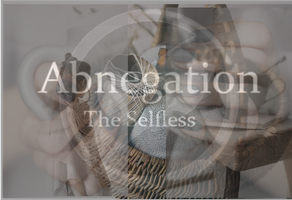 Abnegation Edited by simply-unidentified