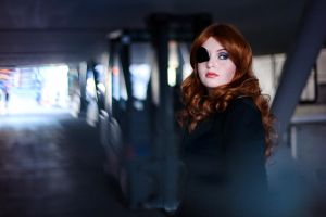 Amelia Pond from Leadworth by MidoriRequired