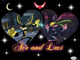 Ace and Lexi xxx by LoonaticsWSDFanxxx