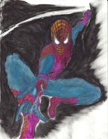 Spidey all day long by danlewis4475