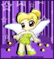 Tinkerbell Star by macurris
