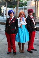 Penguindrum Cosplay by CheesyHipster
