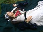 Larp: Sleeping beauty by Iardacil-stock