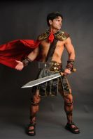 jason aaron baca 0616gladiator by jasonaaronbaca
