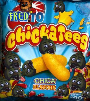 CHICAtees by HERESFREDDY69