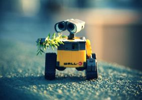 WALLE at HQ - 08 by iloyd