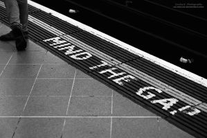 Mind The Gap by oO-Rein-Oo