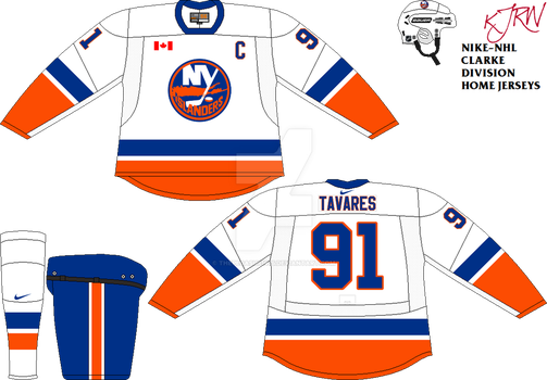 New York Islanders Home FINAL by thepegasus1935