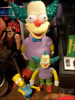 Krusty by IsabellaPrice