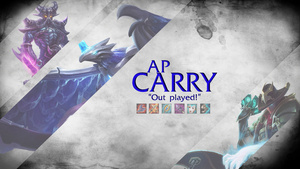 AP Carry by Dwindlekin