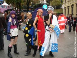Gintama part of the group by VampireIonFortuna