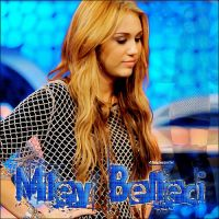 Miley At Spanish TV Show ID by MissCuteCyrus