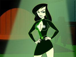 Shego in the Spotlight by FitzOblong
