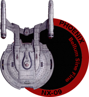 NX-09 Mission Patch by kahn-iceay