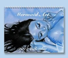 2012 Mermaid Calendar by Katerina-Art