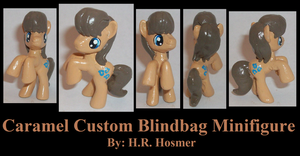 Caramel Blindbag Custom by Gryphyn-Bloodheart