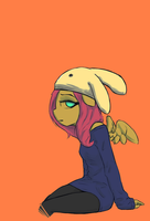 Bun Head by poptart36