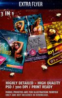 Hot Party Bundle by LouisTwelve-Design