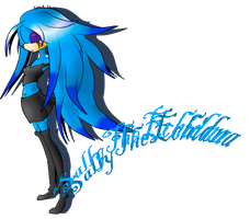 Contest- Sally The Echidna by AbyssinChaos