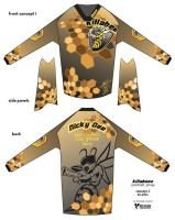 Paintball Jersey by wiledog