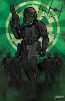 Death Troopers by stourangeau