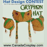 Gryphon Hat entry by BeckoningHaunter
