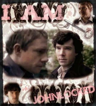 Johnlock poster by FantasticalMe