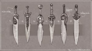 Blade Design 2 by Ranoartwork