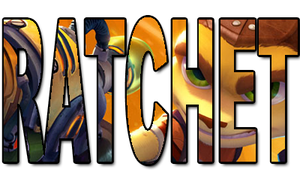 PSASBR Nameplate - Ratchet and Clank by Denariax