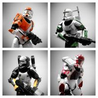 Republic Commando: Delta Squad by liadys