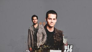 WP: Dylan and Tyler by Mariesen