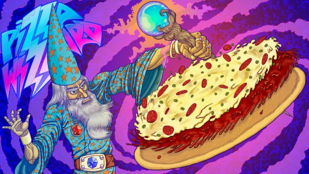 Pizza Wizzard by PanchoAtomos