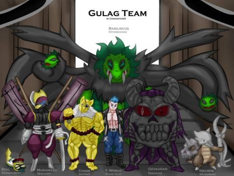 Gulag Team by Crismoster25