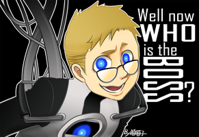 Portal2_Well now who is the Boss by aulauly7