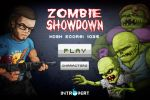 Zombie Showdown - Main Menu design by ClaireAdele