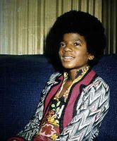 Michael Jackson 1972 by countrygirl16mj
